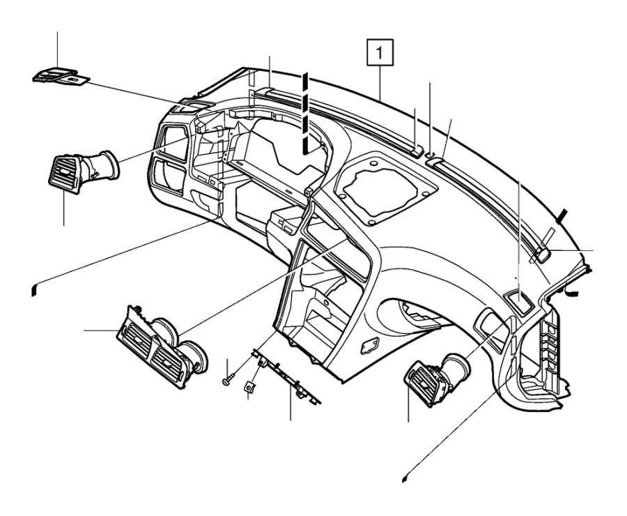 Oem 2006 Volvo V70xc Accessories