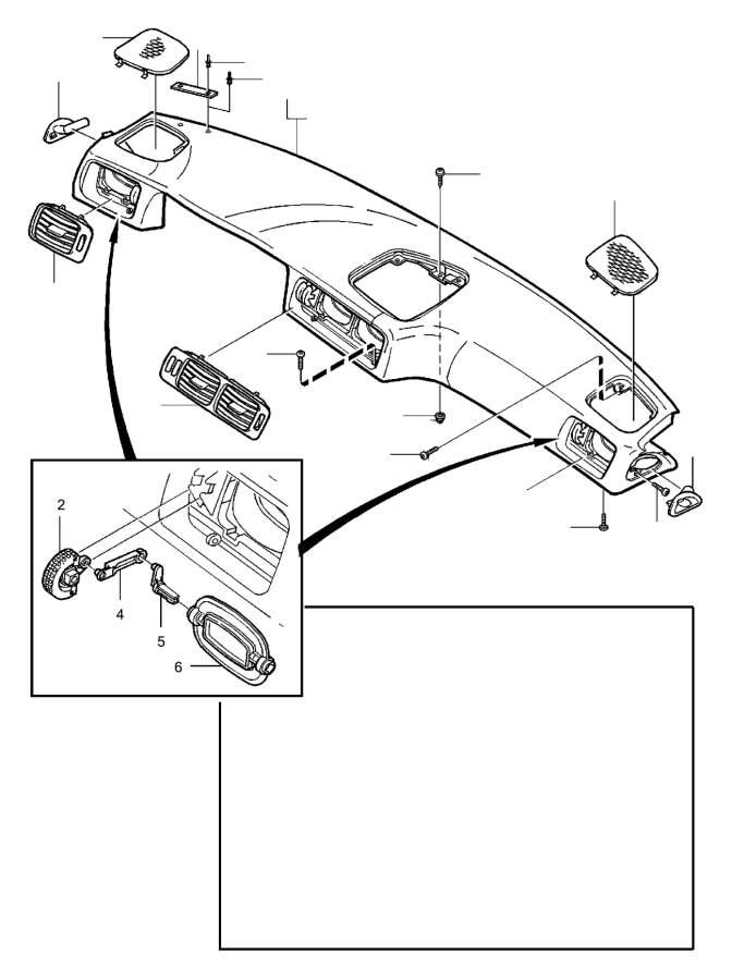 Oem 1999 Volvo V70 Accessories