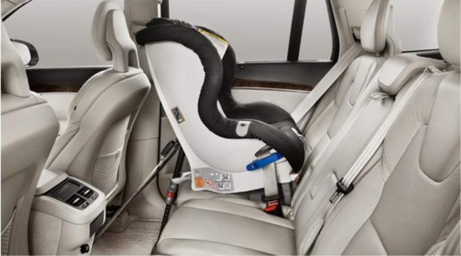 Safety Child View All Volvo XC90